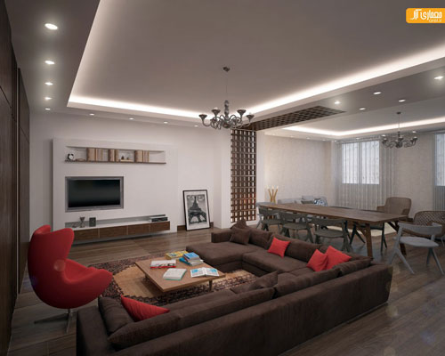 Arel architects group company in iran for Residential interior design companies
