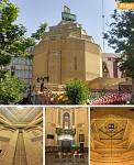 شنبه های نگاه آرل به تهران : مسجد الغدیر