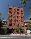 معماری و طراحی داخلی ساختمان سايهپود