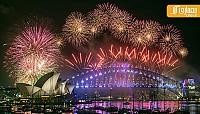 جشن آغاز سال 2017 میلادی در کشورهای مختلف!