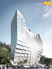 کانسپت جدید برج چند منظوره هایتک لبنان