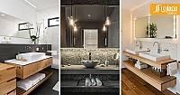 ایده های طراحی حمام و سرویس بهداشتی