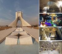 شنبه های نگاه آرل به تهران: برج آزادی (شهیاد)