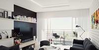 طراحی داخلی خانه ویلایی مدرن