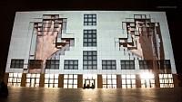 نگاهی به نمای ساختمان با طرح های جنبشی و پویا!