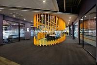 طراحی داخلی دفتر خدماتی مرسدس بنز در استانبول