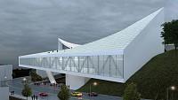 طرح مجموعه هنری سئول توسط گروه معماری آرل