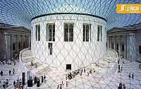 موزه ی بریتانیا کاری از نورمن فاستر