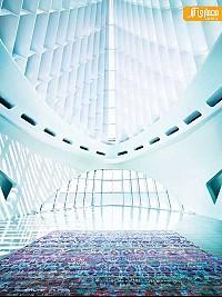 طراحی گالری فرش، در موزه هنر میلواکی