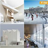7 نمونه طرح پیشنهادی موزه هنرهای معاصر