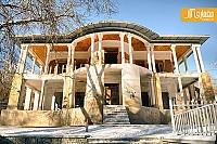 بازسازی عمارت مظفری کاری از محمدرضا نیکبخت