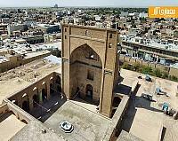 بازسازی و احیای مسجد جامع سمنان