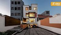 آپارتمان ژوان، طرح برگزیده بخش مسکونی جایزه معمار 95