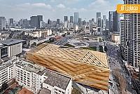 افتتاح پروژه موزه علوم و دانش چانگدو