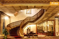 معماری هتل عباسی اصفهان