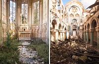 یکشنبه های عکاسی: شگفتی معماری کلیساهای متروک در اروپا