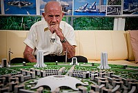 درباره ژاک فراسکو نابغه نظریه معماری پایدار