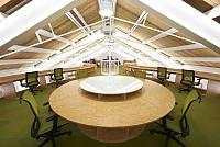 طراحی داخلی دفتر خدمات فناوری اطلاعات در چین