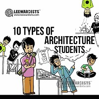 انواع مختلف دانشجویان معماری در 10 دسته و شخصیت