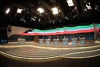 نقدی بر طراحی صحنه مناظره کاندیداهای انتخابات ریاست جمهوری 96
