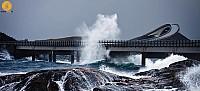 یکشنبه های عکاسی- جاده آتلانتیک نروژ