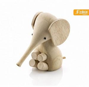 بخش اول: 25 نمونه طراحی مجسمه و لوازم دکوری خانه به شکل فیل!
