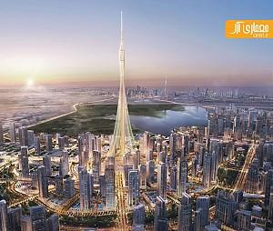 طراحی برج دبی توسط معمار بزرگ، سانتیاگو کالاتراوا