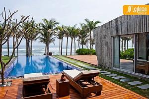 معماری مجموعه اقامتی Naman Retreat