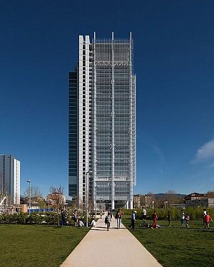 آسمان خراش 37 طبقه مدرن از رنزو پیانو!