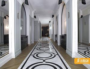 41 تصویر از طراحی و دکوراسیون داخلی هتل Bachaumont - پاریس