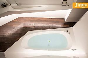طراحی جزئی: طراحی سرویس بهداشتی به شکل قالب یخ!