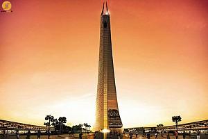ساخت بلندترین آسمانخراش آفریقا در کشور مراکش
