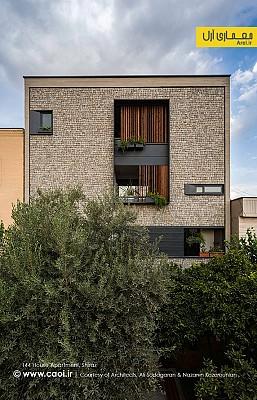 طراحی خانه آپارتمان 144