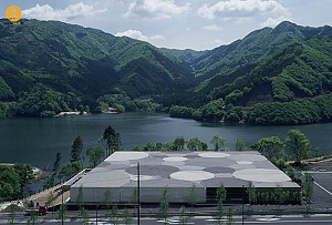 طراحی و معماری موزه ی هنر Tomihiro