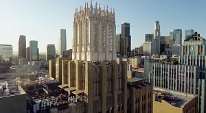 گشتی در مرکز شهر لس آنجلس