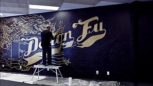 نقاشی دیواری، هنر کمتر دیده شده!