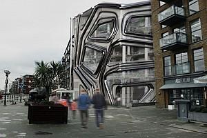معماری پویا و تعامل از طریق فرم در طرح inFORMation