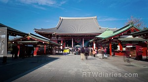 مروری بر معماری توکیو!