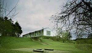 ساختمان معلق شاهکاری از گروه MVRDV