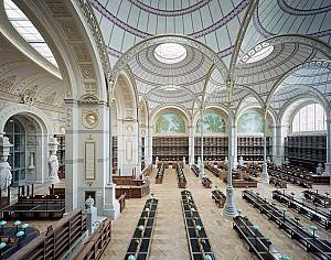 بازگشایی کتابخانه ملی فرانسه پس از یک دهه بازسازی