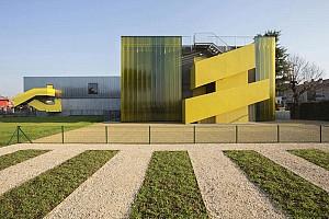 بازسازی و توسعه مدرسه ابتدایی در ایتالیا