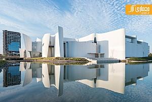 طراحی موزه مجسمه سازی، برگرفته از هنر باروک