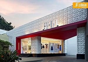 فروشگاه پوشاک Hi-Lo و طراحی داخلی آن