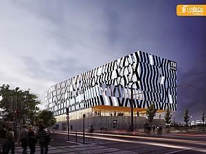 طراحی هتل NH فرودگاه تولوز