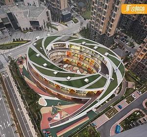 نگاهی به طراحی مهدکودکی در چین