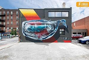 هنر نقاشی شهری از هنرمندان سوئیسی