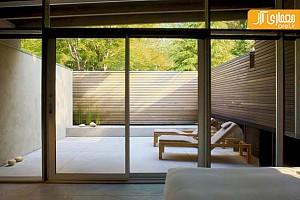 طراحی داخلی و معماری خانه توسط Deguchi