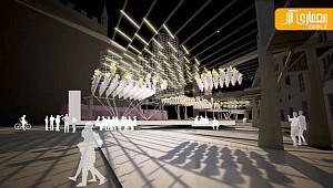 دستگاه نورپردازی برنده ی جایزه اول مسابقه ذهن هوشمند آینده
