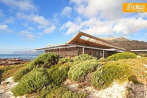 معماری و طراحی داخلی خانه ی ساحلی