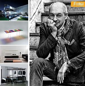 شنبه های طراحی صنعتی: نوآوری و خلاقیت در گستره طراحی معمار پیرو لیسونی